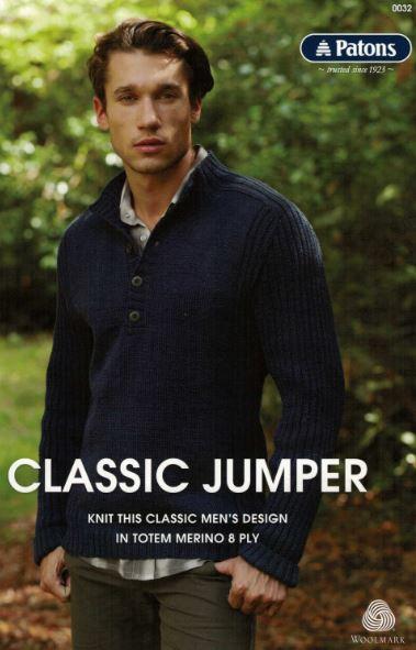 Men's Classic Jumper