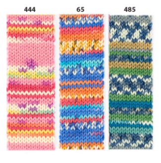 Mistral Baby Yarn colours